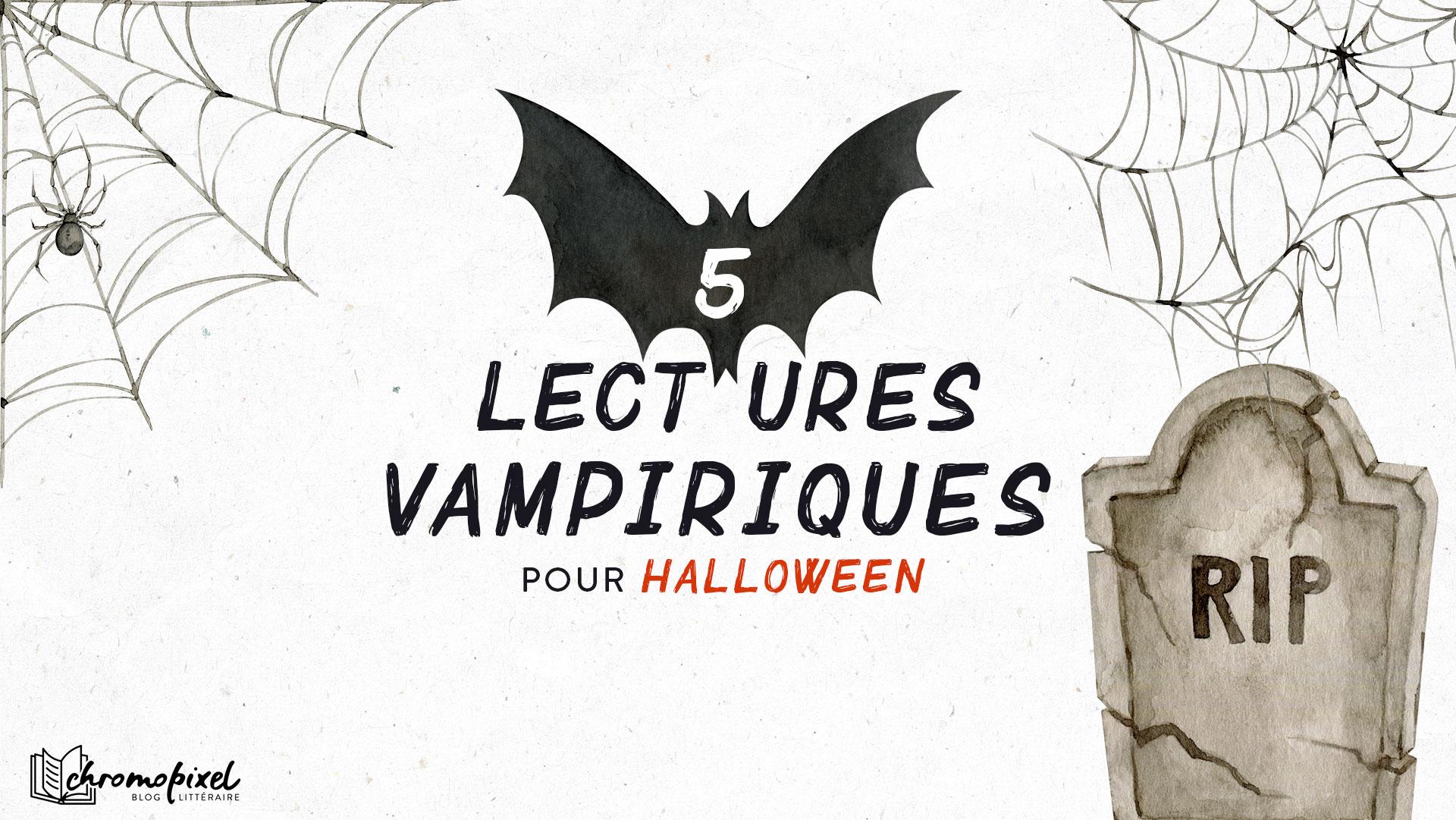Livres sur les vampires
