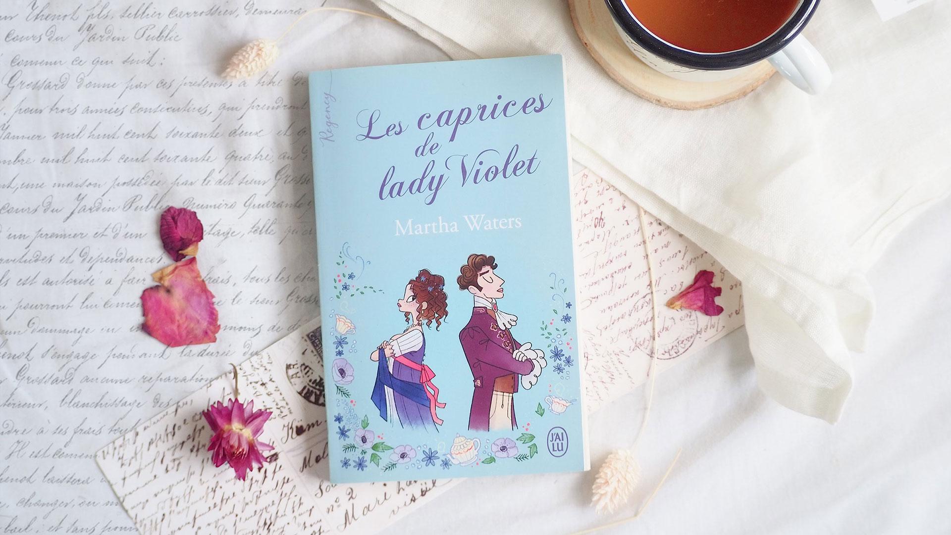 Les caprices de Lady Violet