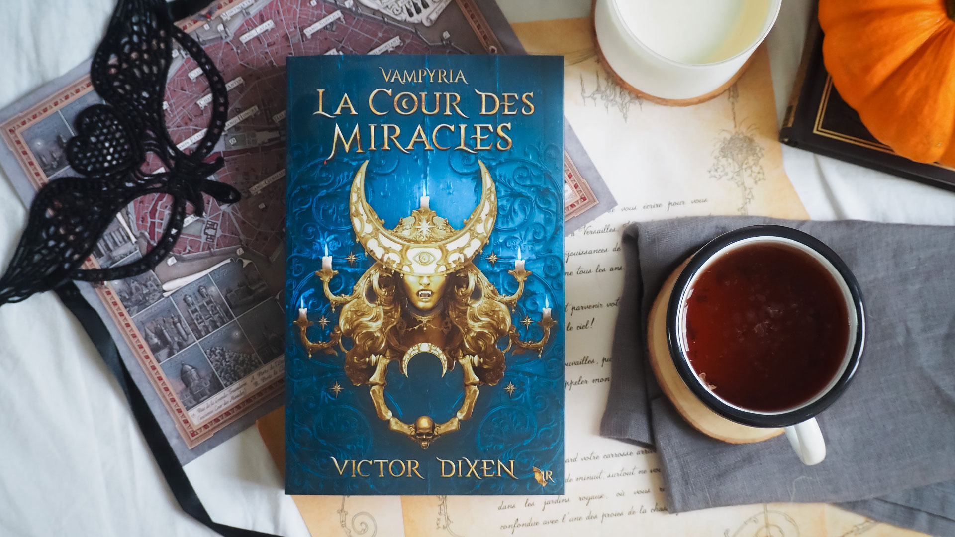 Vampyria Victor Dixen